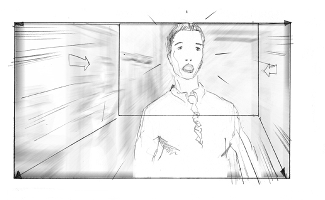 storyboard Ölz commercial