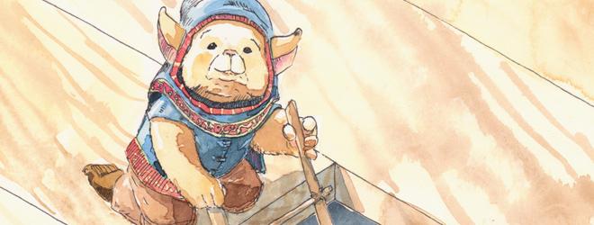 children´s book illustrations by John Brito