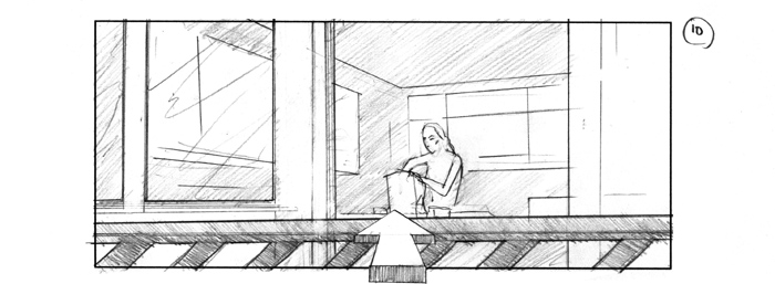 storyboard for ama spot by tale filmproduktion and cayenne