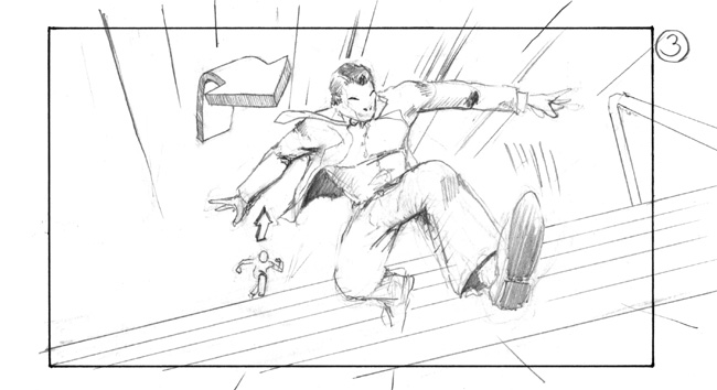 storyboard frame nivea