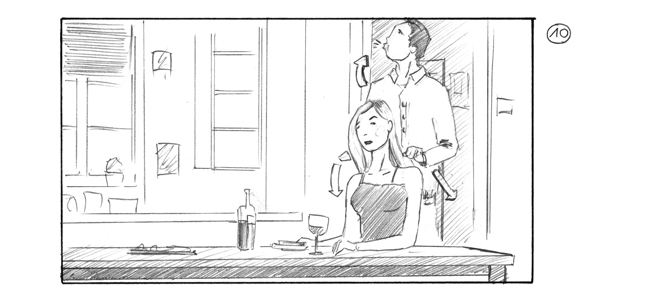 storyboard frame