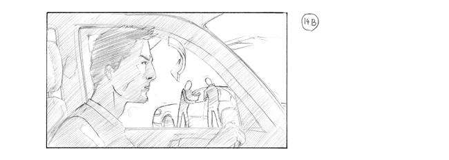 storyboard frame by John Brito