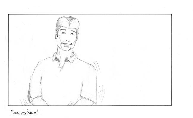 storyboard Ölz commercial